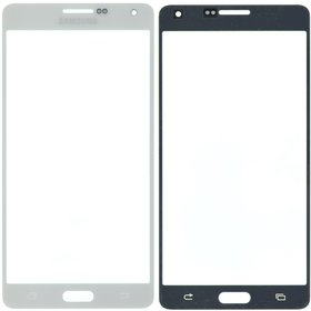 Стекло белый Samsung Galaxy A7 SM-A700F Single Sim