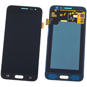 Модуль (дисплей + тачскрин) Samsung Galaxy J3 (2016) (SM-J320F/DS) черный