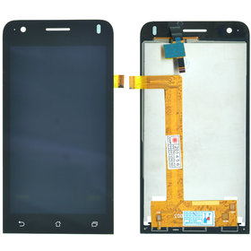 Модуль (дисплей + тачскрин) Asus ZenFone C (ZC451CG) черный