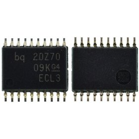 BQ20Z70 - Texas Instruments