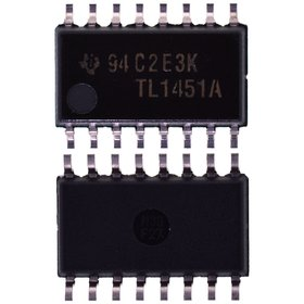 TL1451A - ШИМ-контроллер Texas Instruments
