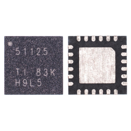 TPS51125 - ШИМ-контроллер Texas Instruments Микросхема