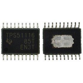 TPS51116PWP - ШИМ-контроллер Texas Instruments