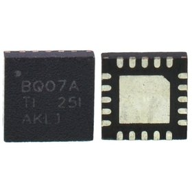 BQ24707A, BQ07A - Texas Instruments