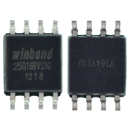 W25Q16BVSIG - Winbond Микросхема