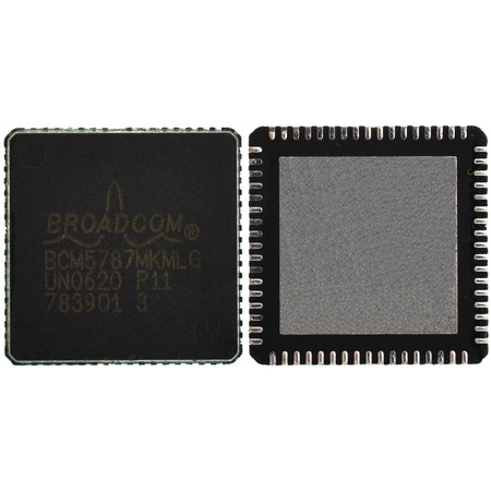 BCM5787MKMLG - Сетевой контроллер BROADCOM Микросхема