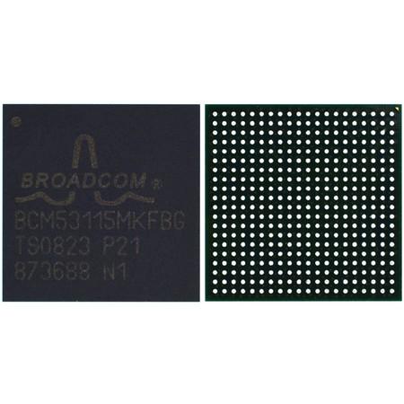 BCM53115MKFBG - Сетевой контроллер BROADCOM Микросхема