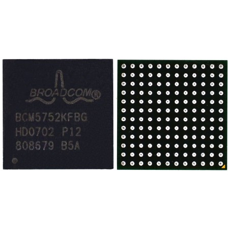 BCM5752KFBG - Сетевой контроллер BROADCOM Микросхема