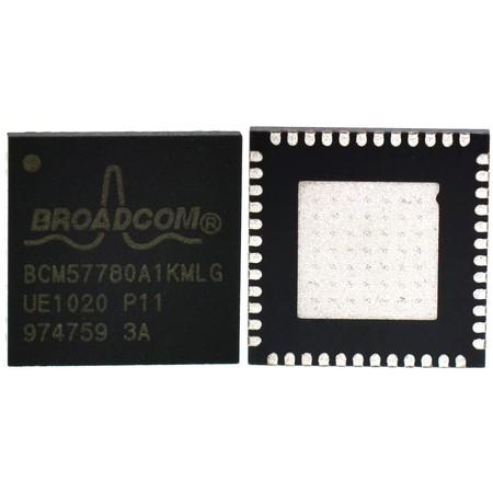 BCM57780A1KMLG - Сетевой контроллер BROADCOM Микросхема