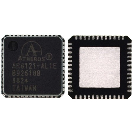 AR8121-AL1E - Сетевой контроллер Atheros Микросхема