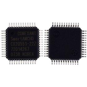 CX20551-22Z - Аудиокодек CONEXANT