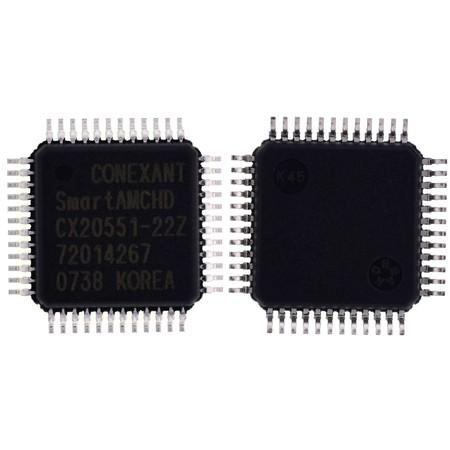 CX20551-22Z - Аудиокодек CONEXANT Микросхема