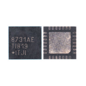 MAX8731AETI - Контроллер заряда батареи MAXIM