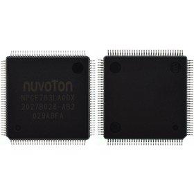 NPCE783LA0DX - Мультиконтроллер NUVOTON