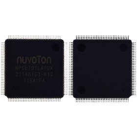 NPCE791LA0DX - Мультиконтроллер NUVOTON