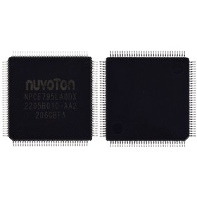 NPCE795LA0DX - Мультиконтроллер NUVOTON
