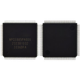 NPCE885PA0DX - Мультиконтроллер NUVOTON