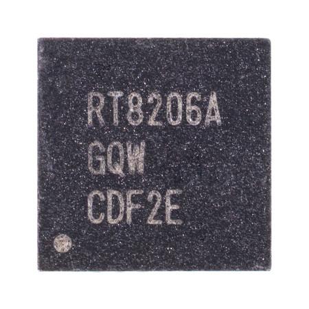 RT8206A - ШИМ-контроллер RICHTEK Микросхема