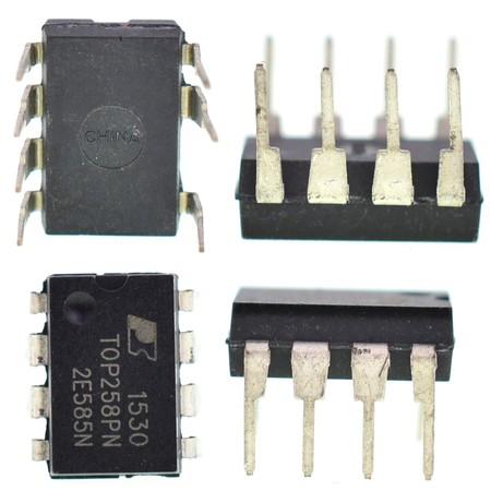 TOP258PN - ШИМ-контроллер Power Integrations Микросхема