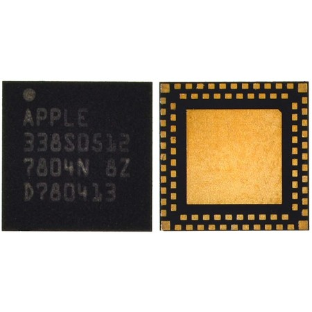338S0512 - Контроллер питания Apple Микросхема
