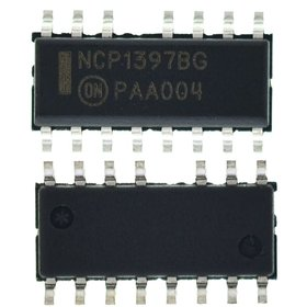 NCP1397BDR2G - ШИМ-контроллер ON Semiconductor