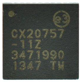CX20757-11Z - Аудиокодек CONEXANT