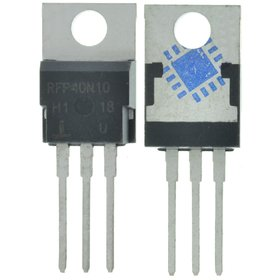 RFP40N10 - Intersil