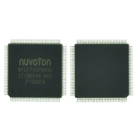 NPCE795PAODX - Мультиконтроллер NUVOTON