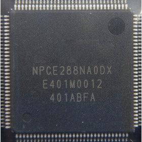 NPCE288NA0DX - Мультиконтроллер NUVOTON
