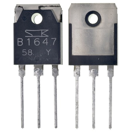 2SB1647 - SANKEN ELECTRIC Микросхема