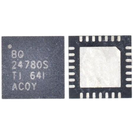 BQ24780S Контроллер заряда батареи REF.