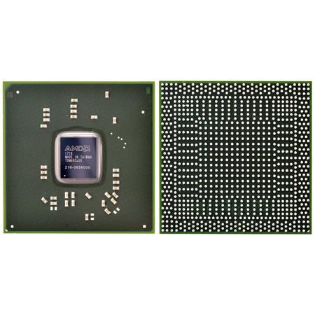 216-0856000 - Видеочип AMD Микросхема