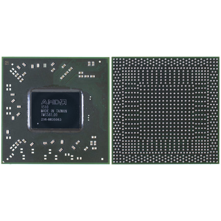 216-0835063 - Видеочип AMD Микросхема
