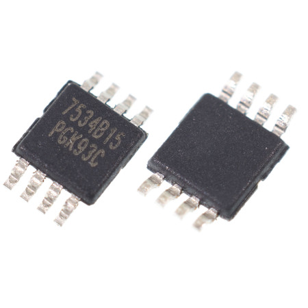 7534B15 - Регулятор напряжения USB порта Микросхема