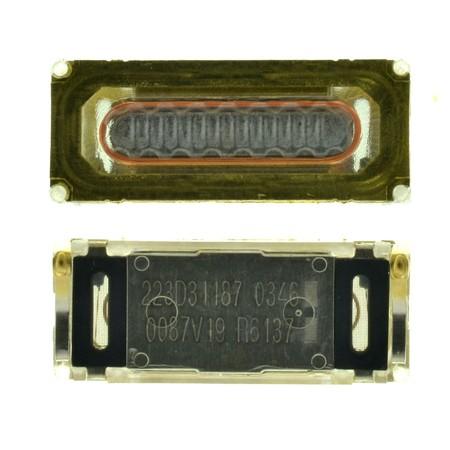 Динамик 15 x 6 x 2 для Sony Xperia M4 Aqua (E2303) / разговорный ZT-082