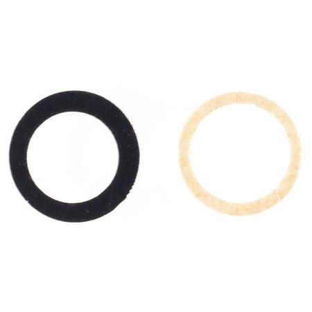 Стекло камеры для Apple iPhone 6 черный