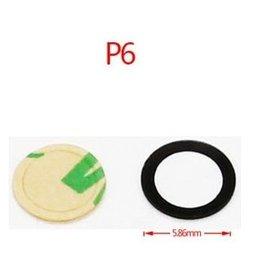 Стекло камеры для Huawei Ascend P6