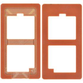Рамка для склеивания тачскрина с дисплеем Iphone 6