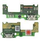 Шлейф / плата Huawei GR3 TAG-L21 / на системный разъем / микрофон