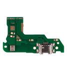 Шлейф / плата Honor 7A Pro (AUM-L29) на системный разъем (нижняя плата)