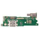 Шлейф / плата Sony Xperia XA1 (G3112) на системный разъем (нижняя плата)