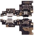 Шлейф / плата Xiaomi Mi A1 на системный разъем / микрофон / наушники