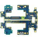 Шлейф / плата HTC One A9 на системный разъем / микрофон