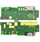 Шлейф / плата ZTE Blade A476 BE4A2099C 6.3 на системный разъем (нижняя плата)