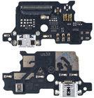 Шлейф / плата ZTE Blade V8 Lite на системный разъем (нижняя плата)