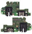 Шлейф / плата Honor 10i (HRY-LX1T) HL2HRYSU1 VER.B HF RF на системный разъем (нижняя плата)