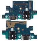 Шлейф / плата Samsung Galaxy A40 SM-A405 на системный разъем (нижняя плата) / (ORIG)