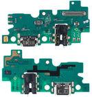Шлейф / плата на системный разъем (нижняя плата) / Copy для Samsung Galaxy A30s SM-A307