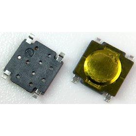 Кнопка 4,5 x 4,5 x 0,55 TS-1245A