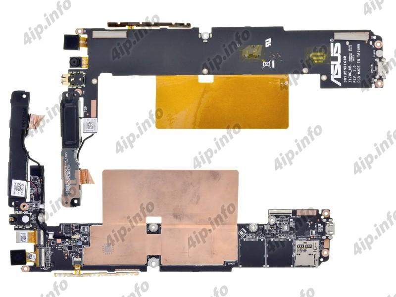 Материнская плата ASUS ZenPad C 7 0 (Z170C) p01z / Z170C_MB